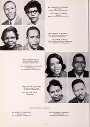 Page 12, 1960 Edition, George Washington Carver Regional High School - Hawk Yearbook (Culpeper, VA) online yearbook collection