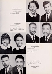 Page 15, 1960 Edition, George Washington Carver Regional High School - Hawk Yearbook (Culpeper, VA) online yearbook collection