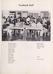 Page 7, 1960 Edition, George Washington Carver Regional High School - Hawk Yearbook (Culpeper, VA) online yearbook collection