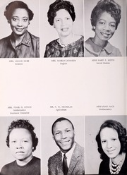 Page 12, 1964 Edition, George Washington Carver Regional High School - Hawk Yearbook (Culpeper, VA) online yearbook collection