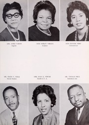 Page 13, 1964 Edition, George Washington Carver Regional High School - Hawk Yearbook (Culpeper, VA) online yearbook collection