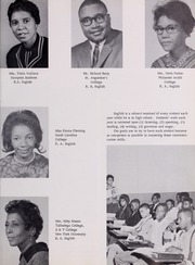 Page 15, 1965 Edition, George Washington Carver Regional High School - Hawk Yearbook (Culpeper, VA) online yearbook collection