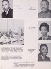 Page 16, 1965 Edition, George Washington Carver Regional High School - Hawk Yearbook (Culpeper, VA) online yearbook collection