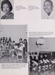Page 17, 1965 Edition, George Washington Carver Regional High School - Hawk Yearbook (Culpeper, VA) online yearbook collection