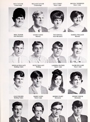 Page 15, 1969 Edition, Russell County Vocational Technical School - Russellete Yearbook (Cleveland, VA) online yearbook collection