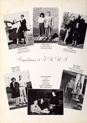 Temple Hill High School - Templar Yearbook (Castlewood, VA) online yearbook collection, 1949 Edition, Page 36