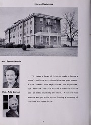 Page 10, 1966 Edition, Johnston Memorial Hospital School of Nursing - White Cap Yearbook (Abingdon, VA) online yearbook collection