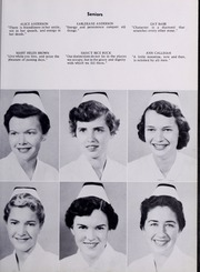 Page 13, 1966 Edition, Johnston Memorial Hospital School of Nursing - White Cap Yearbook (Abingdon, VA) online yearbook collection