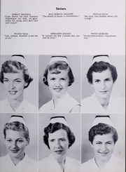 Page 15, 1966 Edition, Johnston Memorial Hospital School of Nursing - White Cap Yearbook (Abingdon, VA) online yearbook collection