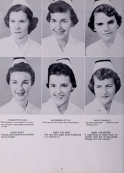 Page 16, 1966 Edition, Johnston Memorial Hospital School of Nursing - White Cap Yearbook (Abingdon, VA) online yearbook collection