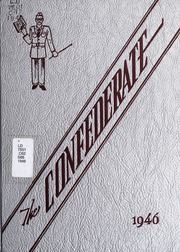 1946 Edition, Stonewall High School - Confederate Yearbook (Clearbrook, VA)