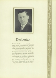 Page 11, 1929 Edition, Kenmore High School - Kenitorial Yearbook (Kenmore, NY) online yearbook collection