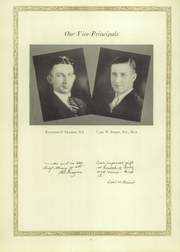 Page 16, 1929 Edition, Kenmore High School - Kenitorial Yearbook (Kenmore, NY) online yearbook collection