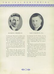 Page 15, 1931 Edition, Kenmore High School - Kenitorial Yearbook (Kenmore, NY) online yearbook collection
