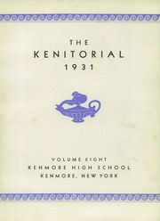 Page 7, 1931 Edition, Kenmore High School - Kenitorial Yearbook (Kenmore, NY) online yearbook collection