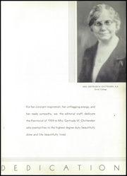 Page 7, 1934 Edition, Kenmore High School - Kenitorial Yearbook (Kenmore, NY) online yearbook collection