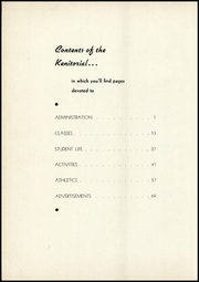 Page 10, 1937 Edition, Kenmore High School - Kenitorial Yearbook (Kenmore, NY) online yearbook collection