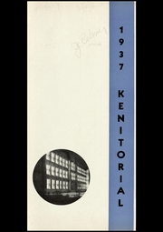 Page 7, 1937 Edition, Kenmore High School - Kenitorial Yearbook (Kenmore, NY) online yearbook collection