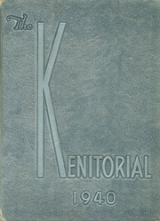 1940 Edition, Kenmore High School - Kenitorial Yearbook (Kenmore, NY)