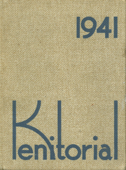 1941 Edition, Kenmore High School - Kenitorial Yearbook (Kenmore, NY)