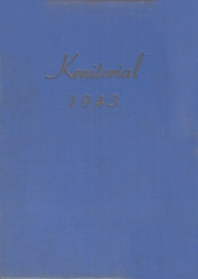 1943 Edition, Kenmore High School - Kenitorial Yearbook (Kenmore, NY)