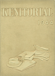 1944 Edition, Kenmore High School - Kenitorial Yearbook (Kenmore, NY)