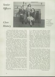 Page 16, 1944 Edition, Kenmore High School - Kenitorial Yearbook (Kenmore, NY) online yearbook collection