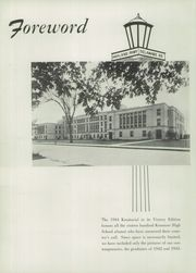 Page 6, 1944 Edition, Kenmore High School - Kenitorial Yearbook (Kenmore, NY) online yearbook collection