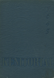 1945 Edition, Kenmore High School - Kenitorial Yearbook (Kenmore, NY)