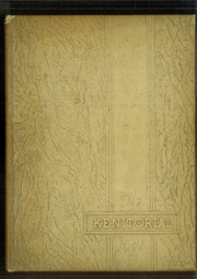 1946 Edition, Kenmore High School - Kenitorial Yearbook (Kenmore, NY)