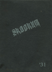 1931 Edition, Colville High School - Skookum Yearbook (Colville, WA)
