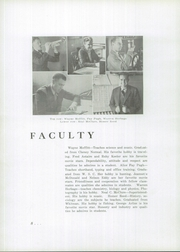 Page 10, 1937 Edition, Colville High School - Skookum Yearbook (Colville, WA) online yearbook collection