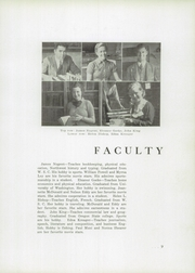 Page 11, 1937 Edition, Colville High School - Skookum Yearbook (Colville, WA) online yearbook collection