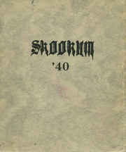 1940 Edition, Colville High School - Skookum Yearbook (Colville, WA)