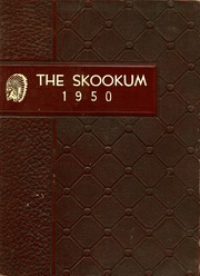 1950 Edition, Colville High School - Skookum Yearbook (Colville, WA)