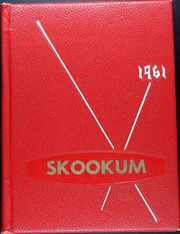 1961 Edition, Colville High School - Skookum Yearbook (Colville, WA)
