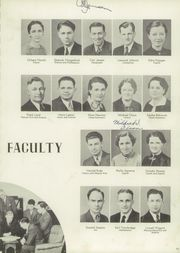 Page 15, 1939 Edition, Highline High School - Pirates Log Yearbook (Burien, WA) online yearbook collection