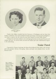 Page 17, 1939 Edition, Highline High School - Pirates Log Yearbook (Burien, WA) online yearbook collection