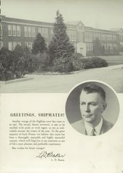 Page 9, 1939 Edition, Highline High School - Pirates Log Yearbook (Burien, WA) online yearbook collection