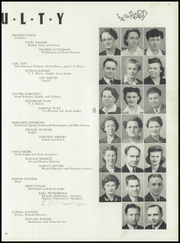 Page 17, 1944 Edition, Highline High School - Pirates Log Yearbook (Burien, WA) online yearbook collection