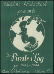 Page 5, 1944 Edition, Highline High School - Pirates Log Yearbook (Burien, WA) online yearbook collection