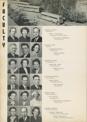 Page 16, 1947 Edition, Highline High School - Pirates Log Yearbook (Burien, WA) online yearbook collection