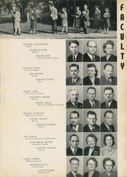 Page 17, 1947 Edition, Highline High School - Pirates Log Yearbook (Burien, WA) online yearbook collection