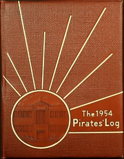1954 Edition, Highline High School - Pirates Log Yearbook (Burien, WA)
