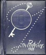 1955 Edition, Highline High School - Pirates Log Yearbook (Burien, WA)