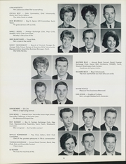 Page 16, 1964 Edition, Highline High School - Pirates Log Yearbook (Burien, WA) online yearbook collection