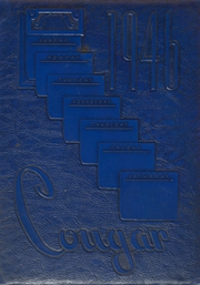 1946 Edition, Bothell High School - Cougar Yearbook (Bothell, WA)
