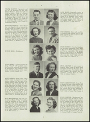 Page 13, 1946 Edition, Bothell High School - Cougar Yearbook (Bothell, WA) online yearbook collection
