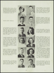 Page 15, 1946 Edition, Bothell High School - Cougar Yearbook (Bothell, WA) online yearbook collection
