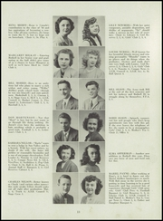 Page 17, 1946 Edition, Bothell High School - Cougar Yearbook (Bothell, WA) online yearbook collection